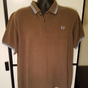 Fred Perry 2 Stripe Polo